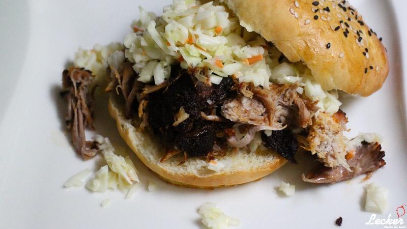 Grilltemperatur Pulled Pork Gasgrill : Pulled pork vom elektrogrill lecker muss es sein