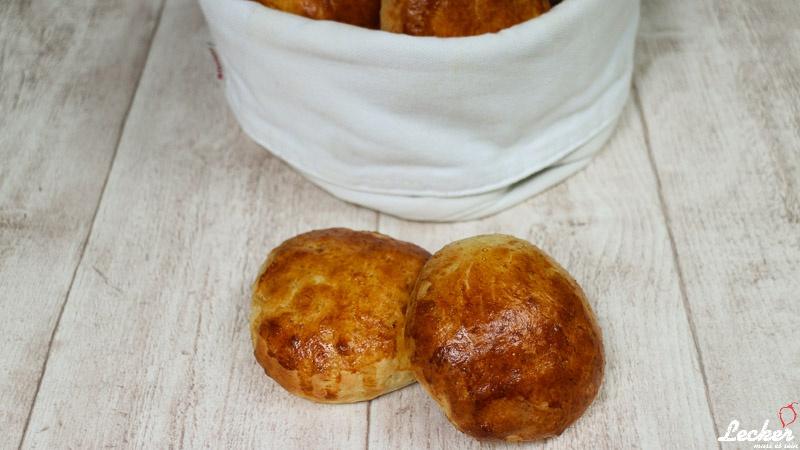 Pikkupullat, die finnische Alternative zum Milchbrötchen