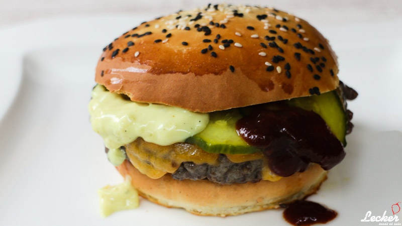 Dry Aged Cheeseburger