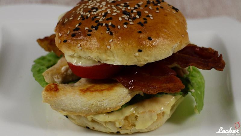 Caesars Burger
