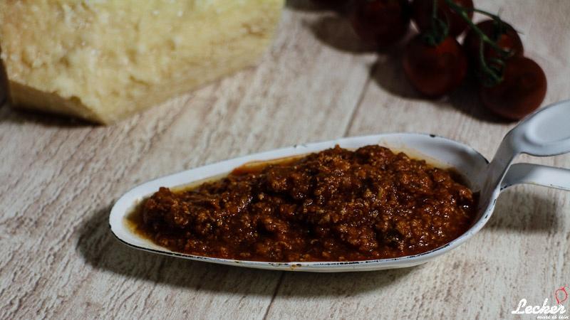 Prep&Cook einfache Bolognese