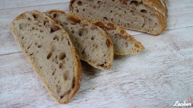 No-knead-Bread-Dinkel-Brot ohne kneten