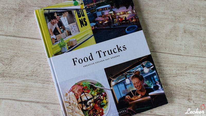 Rezension - Food Trucks Kreative Küchen auf Rädern