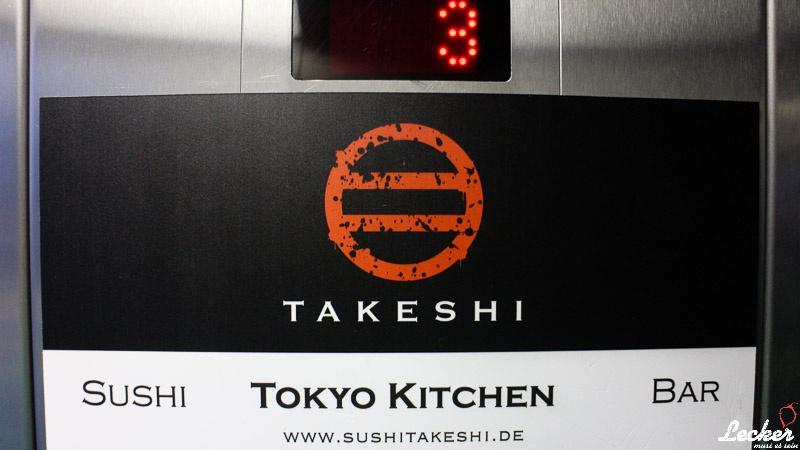 Takeshi Tokyo Kitchen Sushi Bar Restaurant Bochum