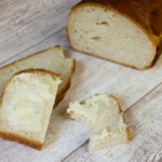 Buttermilch-Toastbrot