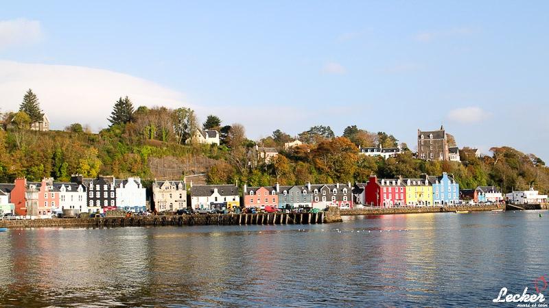 Pressereise mit Glen Douglas Lachs zu den Lachsfarmen auf der Isle of Mull in Schottland