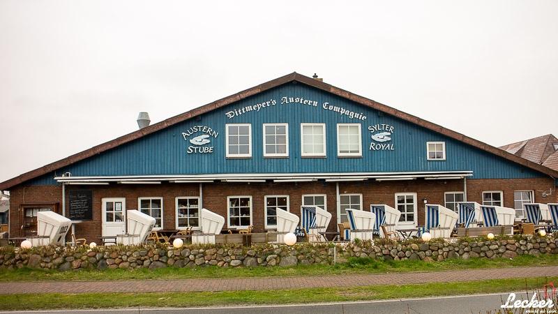 SYLTER ROYAL - Austernprobierstube auf Sylt
