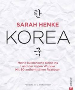 Sarah Henke Titel Bild Korea