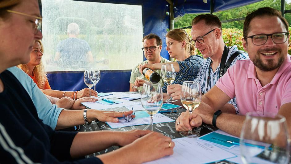 Rheinhessen genießen 2021 Weingut Beck