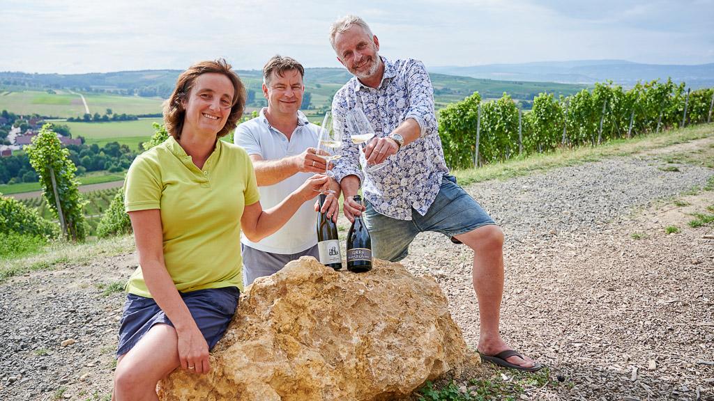 Rheinhessen genießen 2021 Weingut Gres
