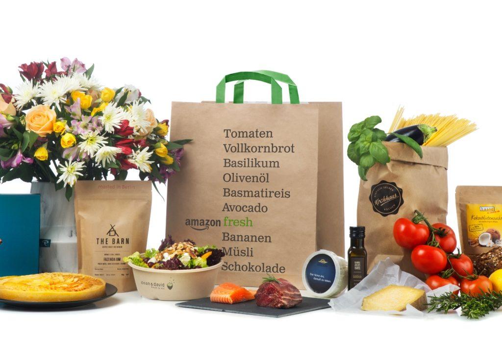 Gedanken zu AmazonFresh und Lieferdiensten von Lebensmitteln