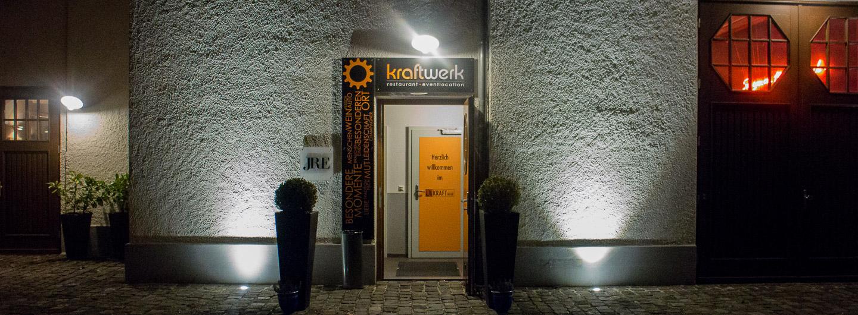 Kraftwerk Restaurant Oberursel