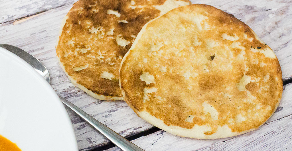 Chapati - indisches Brot