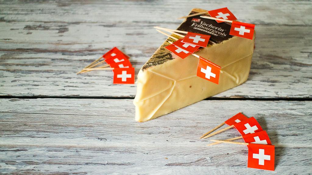 Schweizer Käsenudeln Rezept aka Schweizer Mac & Cheese